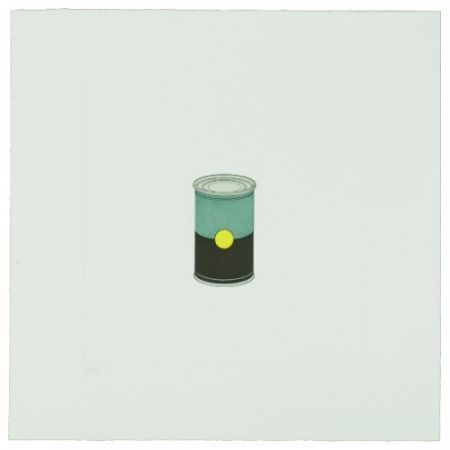 彫版 Craig-Martin - The Catalan Suite II - Soup Can