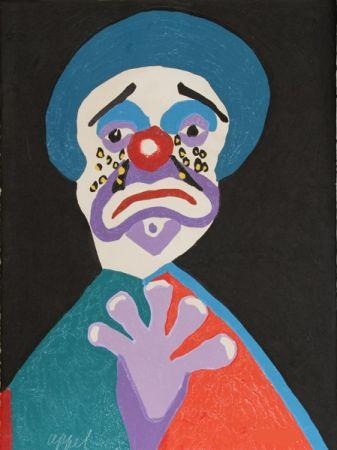 エッチングと アクチアント Appel - The clown with the golden tears