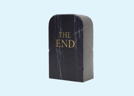技術的なありません Cattelan - The End (black)