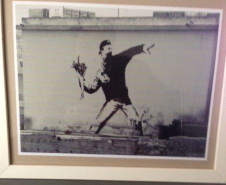 写真 Banksy -