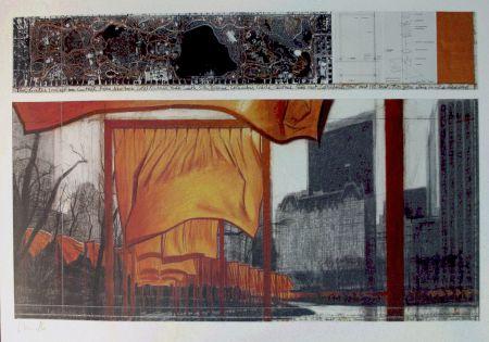 オフセット Christo - THE GATES
