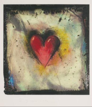 エッチングと アクチアント Dine - The Hand-Colored Viennese Heart IV