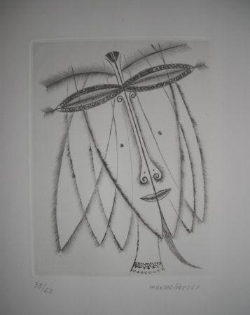 エッチング Svanberg - The international avant garde 2