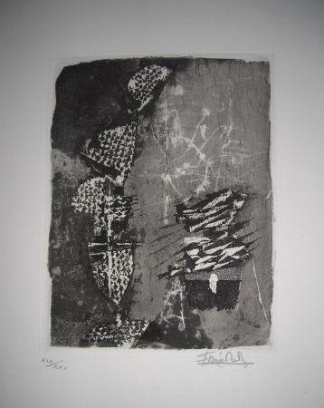 エッチングと アクチアント Friedlaender - The international avant garde 4