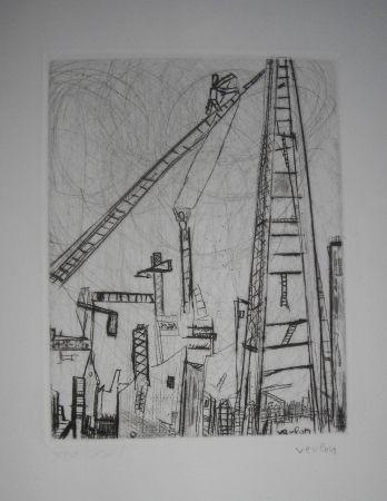 エッチング Verlon - The international avant garde 4