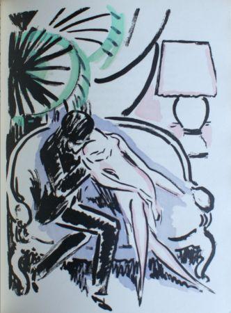 ステンシル Van Dongen - The Kiss