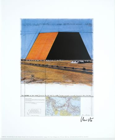 オフセット Christo - The Mastaba of Adu Dhabi