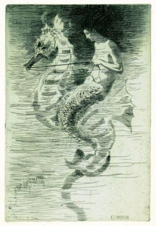 エッチングと アクチアント Church - The Mermaid