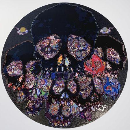 リトグラフ Murakami - The Moon Over the Ruined Castle