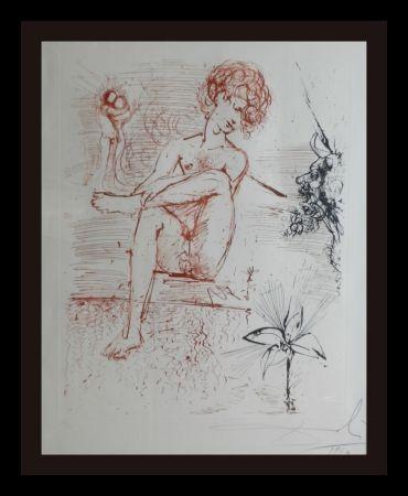 彫版 Dali - The Mythology Narcissus