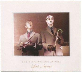多数の Gilbert & George - The singing sculpture