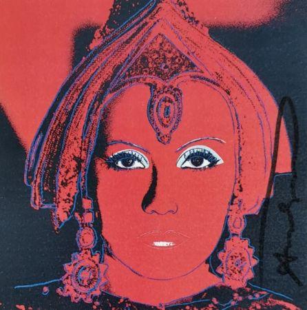 シルクスクリーン Warhol - The Star