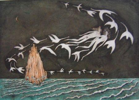 アクチアント Bo - The swan's lake 2