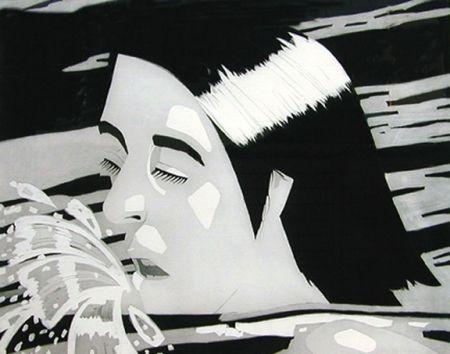アクチアント Katz - The Swimmer