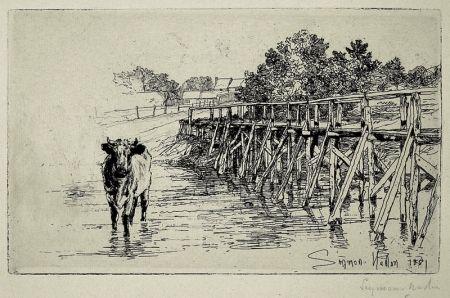 エッチング Haden - The Village Ford