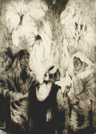彫版 Kloss - The Visitor's Tale