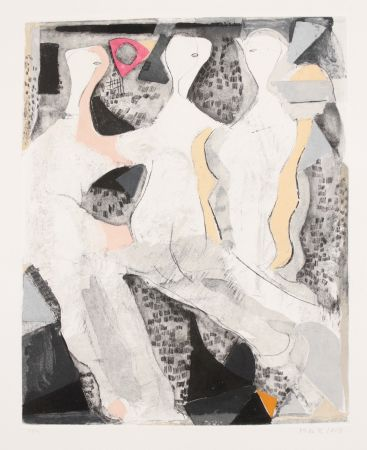 彫版 Marini - Three Graces