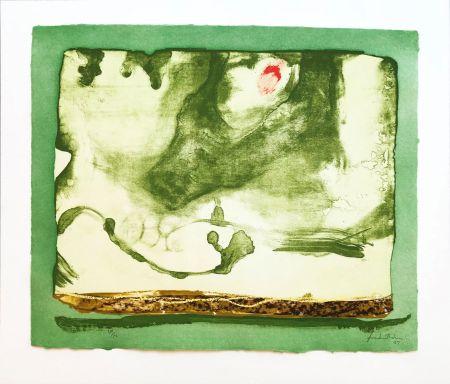 多数の Frankenthaler - Tiger's Eye