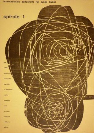 木版 Roth - Titelbild für Spirale 1