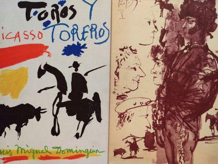 挿絵入り本 Picasso - Toros Tore Ros
