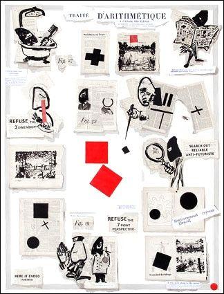 リトグラフ Kentridge - Traité d'arithmétique