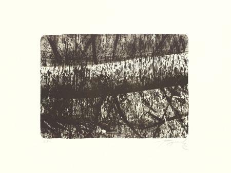 リトグラフ Fontela - Tree