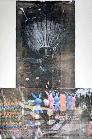 リトグラフ Rauschenberg - Tribute 21: Children