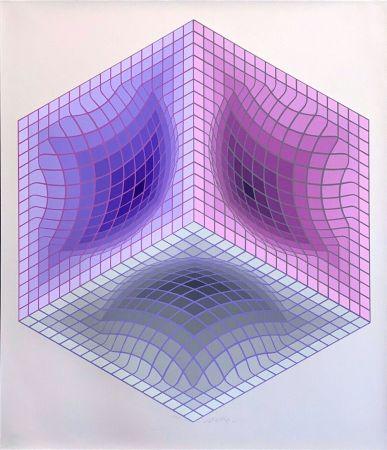 多数の Vasarely - Tridos S
