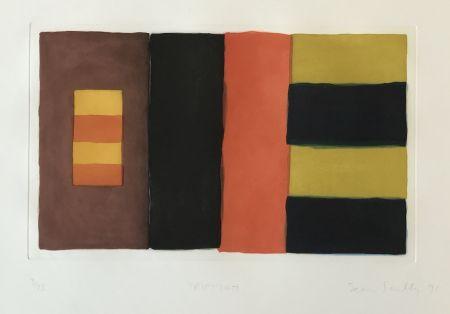 彫版 Scully - Triptych
