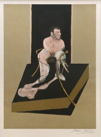 エッチングと アクチアント Bacon - Triptych
