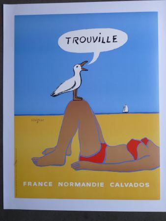 掲示 Savignac - Trouville