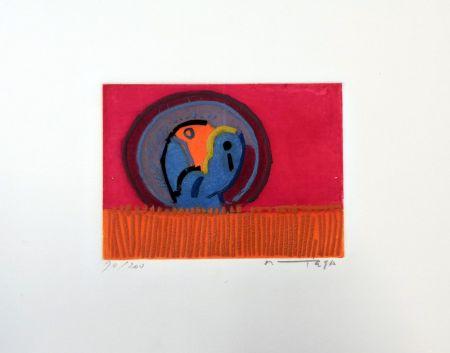 エッチング Ortega - Uccelli