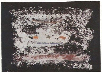 リトグラフ Frankenthaler - Un poco mas