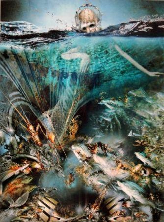 デジタル版画 Hornung - Under Water Activities
