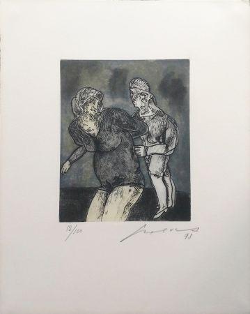 彫版 Cuevas - UNKNOWN TITLE