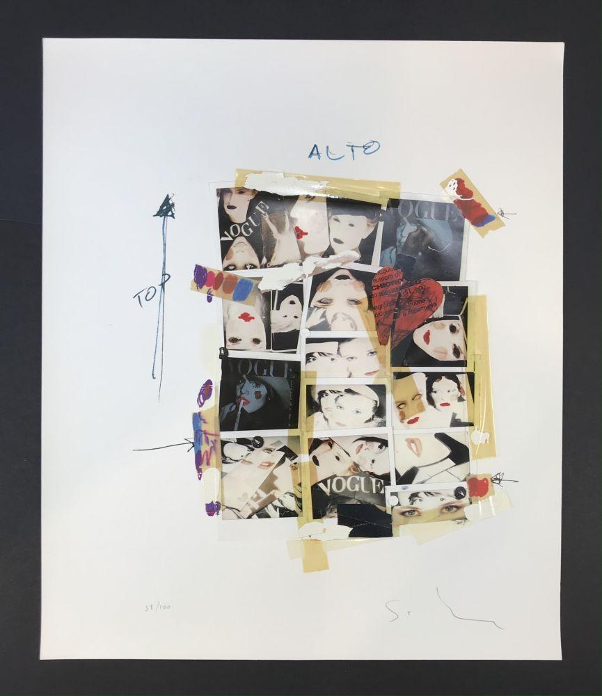 多数の Schifano - Untitled
