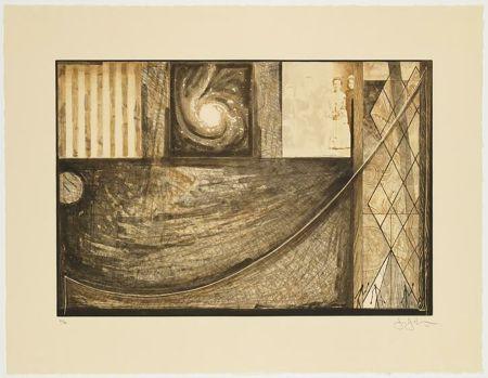 彫版 Johns - Untitled