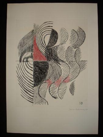彫版 Delaunay - Untitled