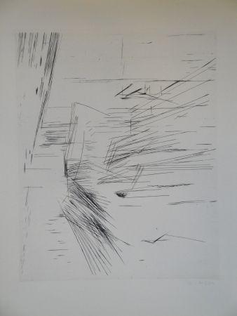 彫版 Vieira Da Silva - Untitled
