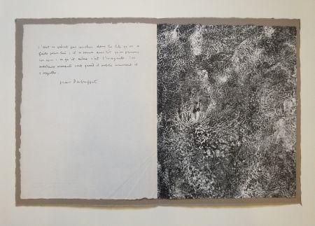 リトグラフ Dubuffet - Untitled