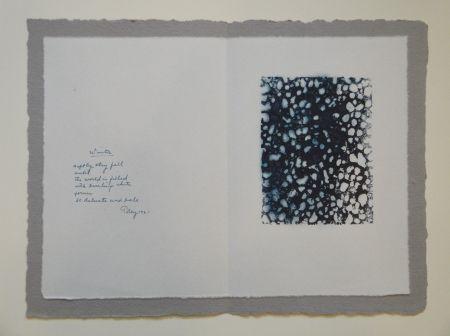 リトグラフ Tobey - Untitled