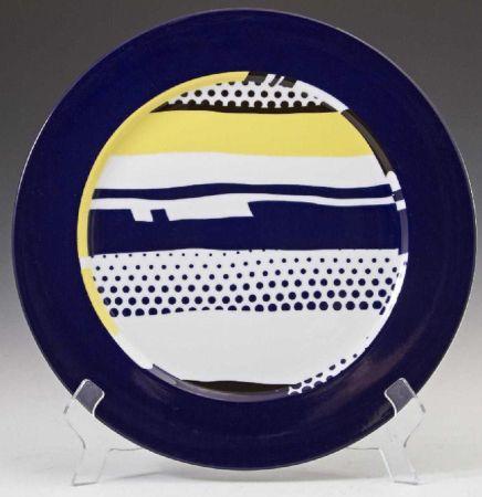 セラミック Lichtenstein - Untitled