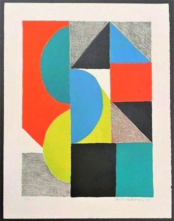 リトグラフ Delaunay - Untitled