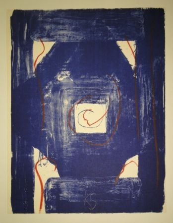 リトグラフ Smith - Untitled