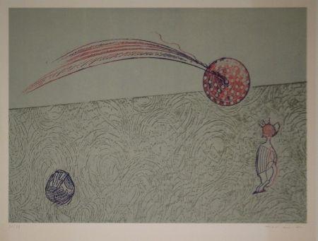 リトグラフ Ernst - Untitled