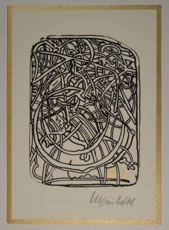リトグラフ Luginbühl - Untitled