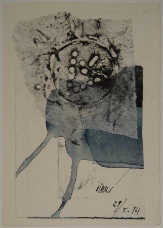モノタイプ Clavé - Untitled