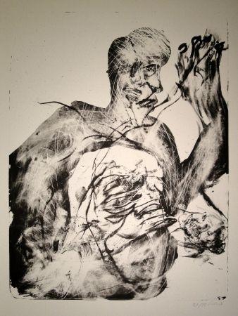リトグラフ Disler - Untitled