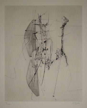 彫版 Wiggli - Untitled