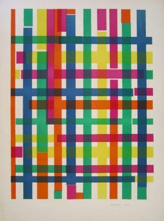 リトグラフ D'orazio - Untitled